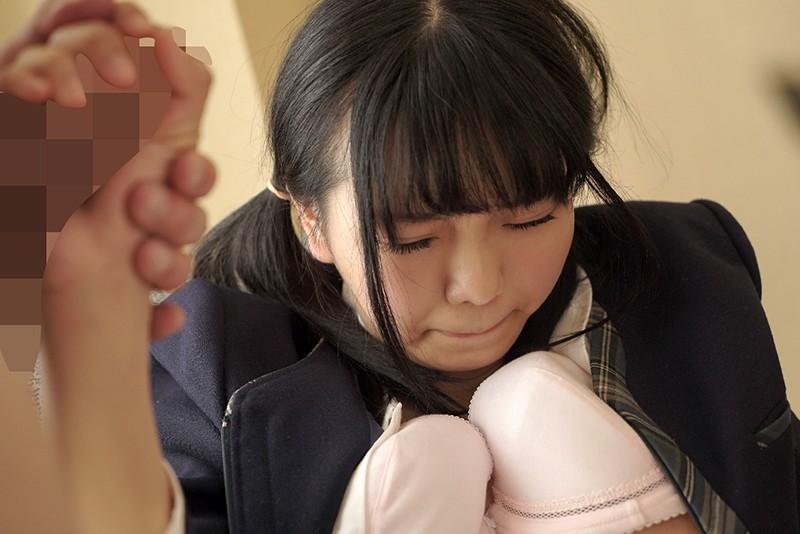 「先生に放課後ここに来るように言われました…」変態教師に敏感な身体を強制開発され…寝取られてしまった童顔巨乳J○ 稲場るか 4枚目
