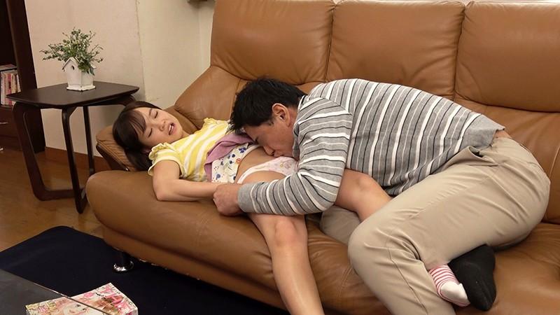 「パパの赤ちゃんが欲しいの!」小さすぎる連れ子とパパのいびつな愛の日常、そして中出しへと… 画像3