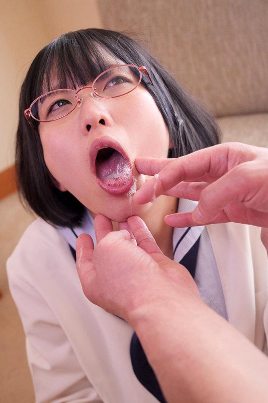 喉奥で濡れるドM美少女女子校生…いちゃラマ(いちゃいちゃイラマチオ)SEX笑顔で精子ごっくん 画像6