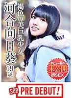 河合向日葵(19) 褐色の美巨乳少女 デビュー前の未公開初SEX ダウンロード