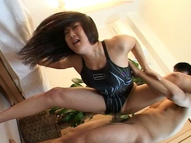 現役水泳選手がAVデビュー! 堀田友紀子 画像9