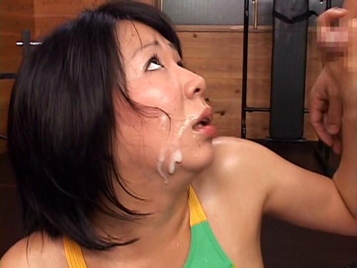 現役水泳選手がAVデビュー! 人見真央(18歳) 画像15