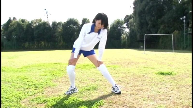 長身181cm 恥ずかしいくらい大きなカラダ バレーボールに汗を流す純情アスリート女子大生 青山沙希 画像3