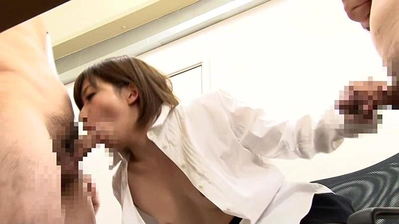 面接官の僕が真面目な就活女子大生に媚薬を盛ったらマン汁とヨダレを垂れ流しチ○ポを求めてきたので採用!! 画像9