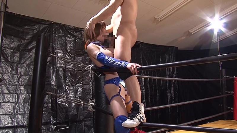 巨乳女子プロレスラー咲舞 痛恨の危険日直撃!孕ませ中出しデスマッチ!! 無料エロ画像12