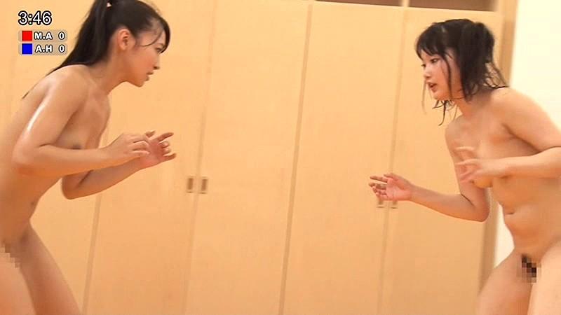 ガチンコ全裸女子レスリング 48Kg級編 画像3