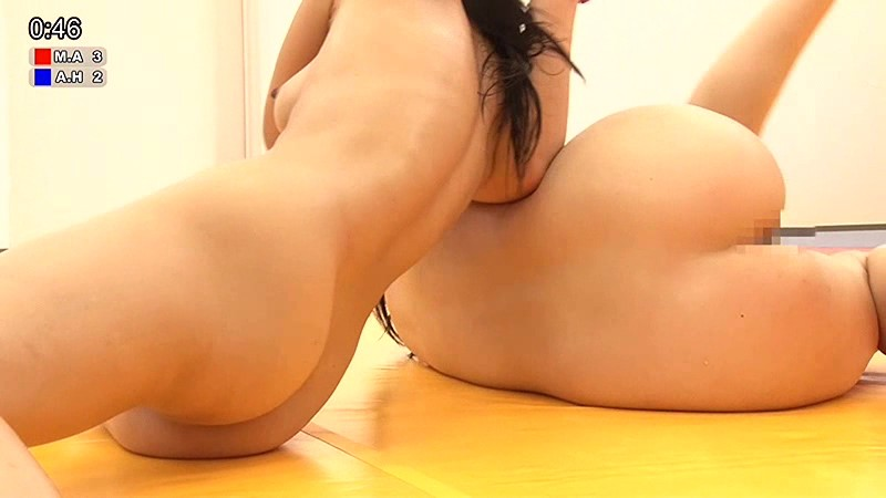 ガチンコ全裸女子レスリング 48Kg級編 画像4