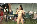 婦人会のBBQ大会で全裸羞恥芸をさせられていた僕の妻6
