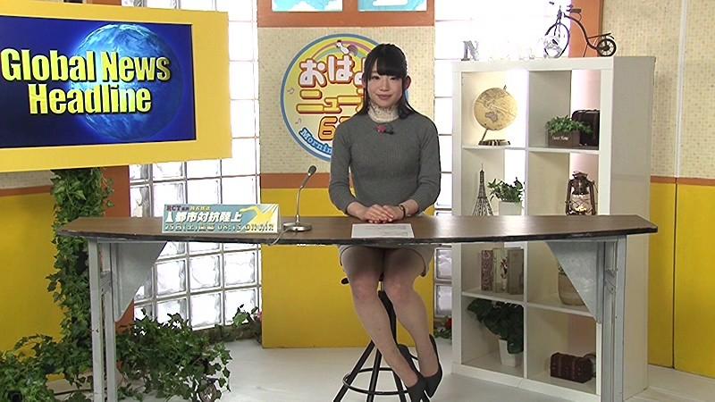 淫語女子アナ 10 清楚系ギャップ美女アナSP 画像1