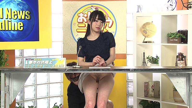 淫語女子アナ 10 清楚系ギャップ美女アナSP 画像8