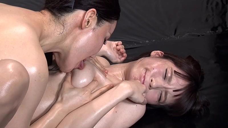 ガチンコ全裸レズバトル 7|無料エロ画像7