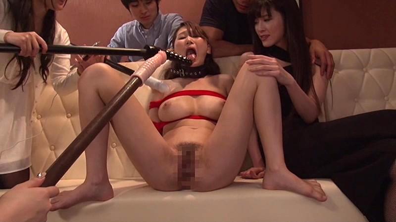 衆人姦視ハードコアBDSM Public Disgrace 三原ほのか 19枚目