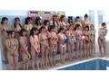 巨乳20人!水泳大会の裏側でド痴女エロドッキリ大作戦