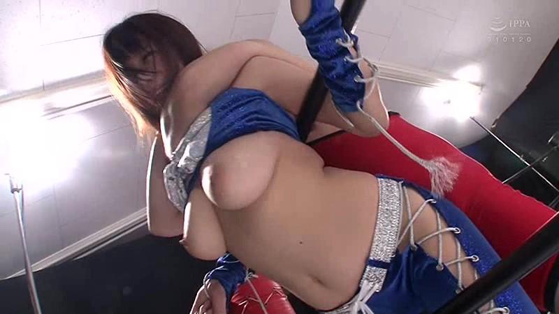 巨乳女子プロレスラー摩耶 痛恨の危険日直撃!連姦中出しデスマッチ!! 9枚目