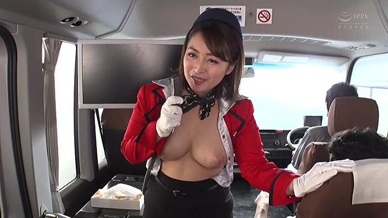 淫語バスガイド 篠崎かんな 6枚目