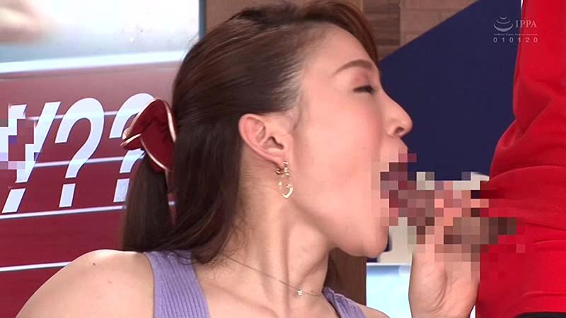淫語女子アナ18 今一番揉みたい!美巨乳アナSPのサンプル画像