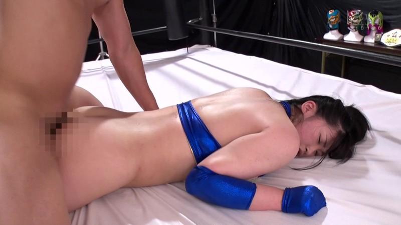 巨乳女子プロレスラー珠莉 痛恨の危険日直撃!連姦中出しデスマッチ!! 11枚目