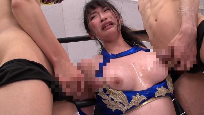 巨乳女子プロレスラー珠莉 痛恨の危険日直撃!連姦中出しデスマッチ!! 20枚目