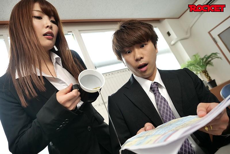 「新入社員は石化蛇男2 会社編」無修正