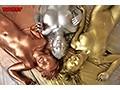 ウェット&メッシー(WAM)金銀銅粉スポーツテストsample17