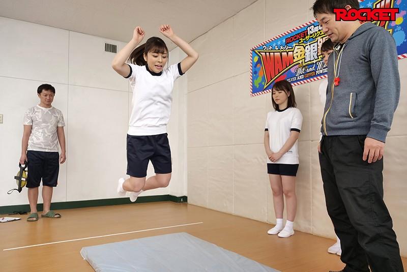 ウェット&メッシー(WAM)金銀銅粉スポーツテスト 2