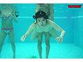真・時間が止まる腕時計パート22 夏休みプールで巨乳お姉さん辻さくらSP