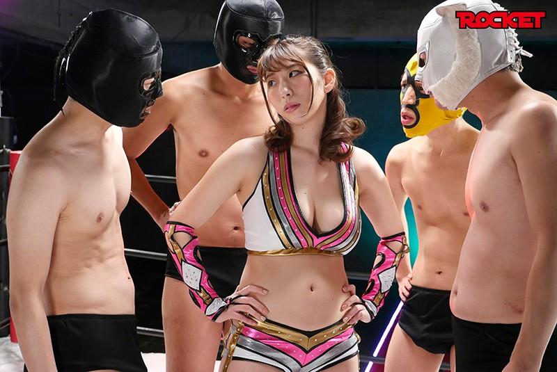 巨乳女子プロレスラー妃加璃 痛恨の危険日直撃!連姦中出しデスマッチ!!
