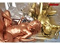 [RCTD-406] ウェット&メッシー(WAM)金銀銅粉スポーツテスト