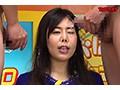 もしもTVの中に自由に飛び込んでブッカケできたら… NEW女子アナに顔射! どんな汚い顔になってもガマンしながら笑顔で生放送 城山若菜