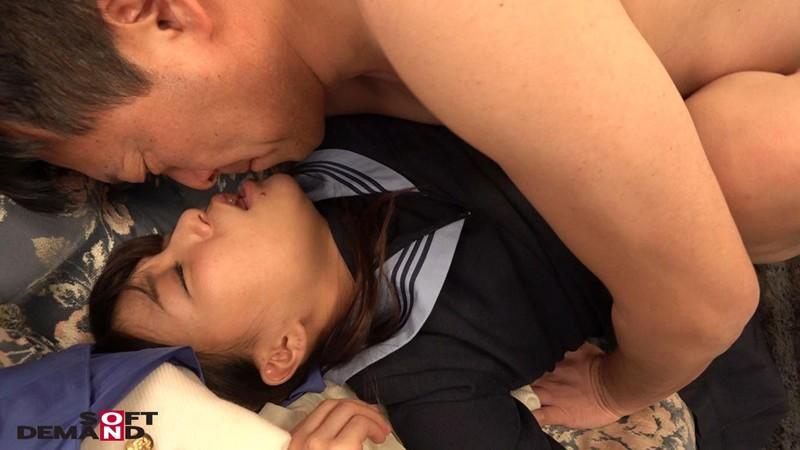 高美はるか おじさんと体液交換 接吻、舐めあい、唾飲みせっくす 7枚目