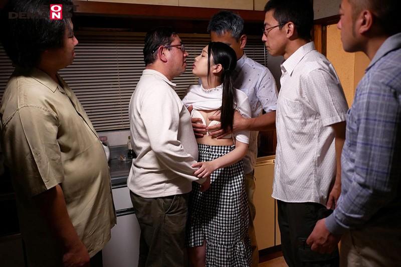 西倉(にしくら)まより おじさんと体液交換 接吻、舐めあい、唾飲みせっくす 15枚目