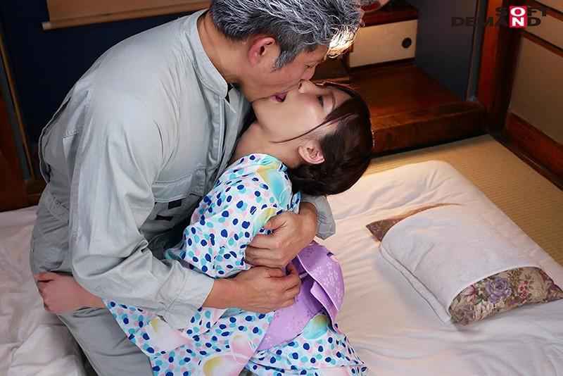 久留木(くるき)玲 おじさんと体液交換 接吻、舐めあい、唾飲みせっくす 12枚目