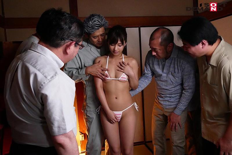久留木(くるき)玲 おじさんと体液交換 接吻、舐めあい、唾飲みせっくす キャプチャー画像 14枚目