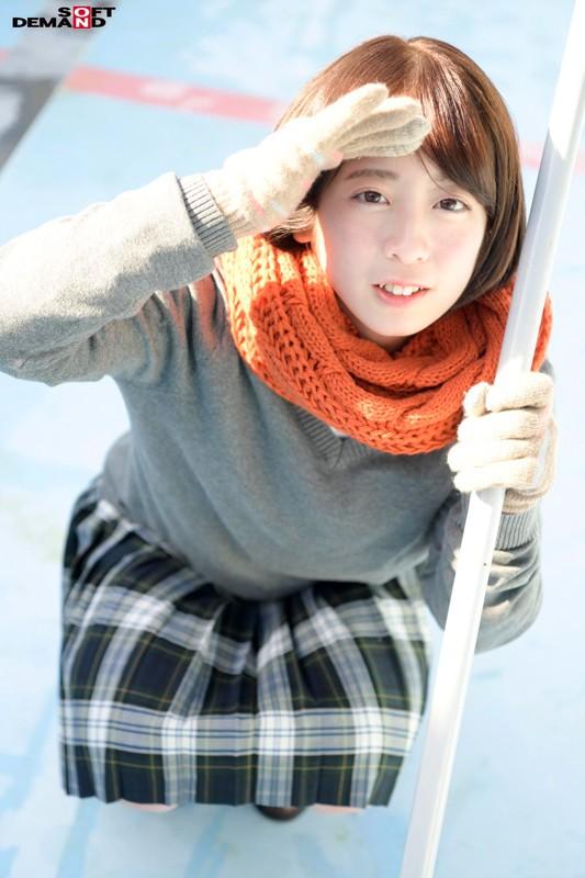 「決めたんだ。私、冒険するって。」 篠田あかね SOD専属AVデビュー 3枚目