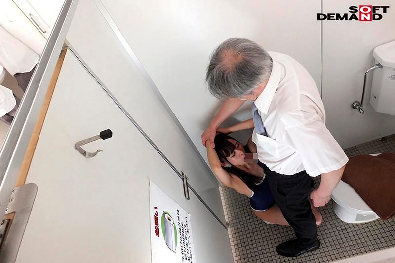 サイレント校内痴漢 バレたくない状況で強制痙攣イキさせられた褐色ハーフ制服美少女 蓮見天 16枚目