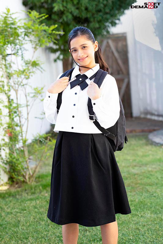 145cmベトナム生まれの激イキボディ アオザイを着たあの子。褐色美少女 咲田ラン SOD専属AVデビュー キャプチャー画像 13枚目
