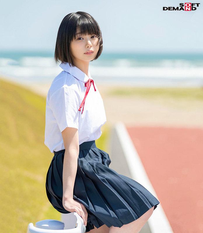 未成熟なカラダ、あやうい美少女 18歳 SOD専属AVデビュー 桃乃りん
