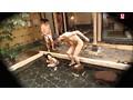 箱根温泉で見つけた若奥様限定 タオル一枚 男湯入ってみませんか? お口を使った羞恥ミッション特盛22発射SP