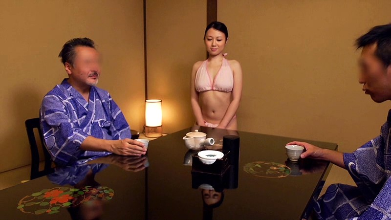 中出し性交付き混浴巨乳マダムの宿 画像6