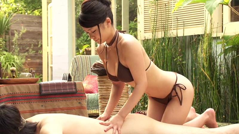 「常に性交」ビキニマッサージ 画像1