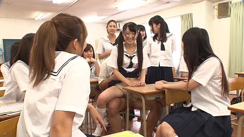 ―セックスが溶け込んでいる日常― 学園生活で「常に性交」女子○生 画像1