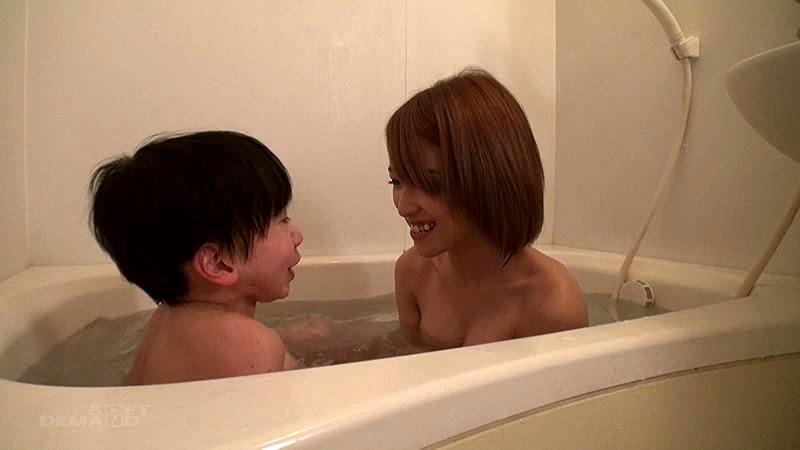 【にしくん、初SEX収録】ロリっこ痴女とえっち遊び 椎名そら&宮崎あや|無料エロ画像2