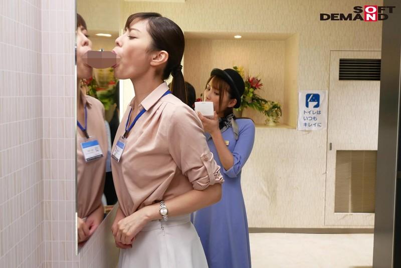 壁!机!椅子!から飛び出る生チ○ポが人気の企業 『(株)しゃぶりながら』 …たまに飲みながら!!