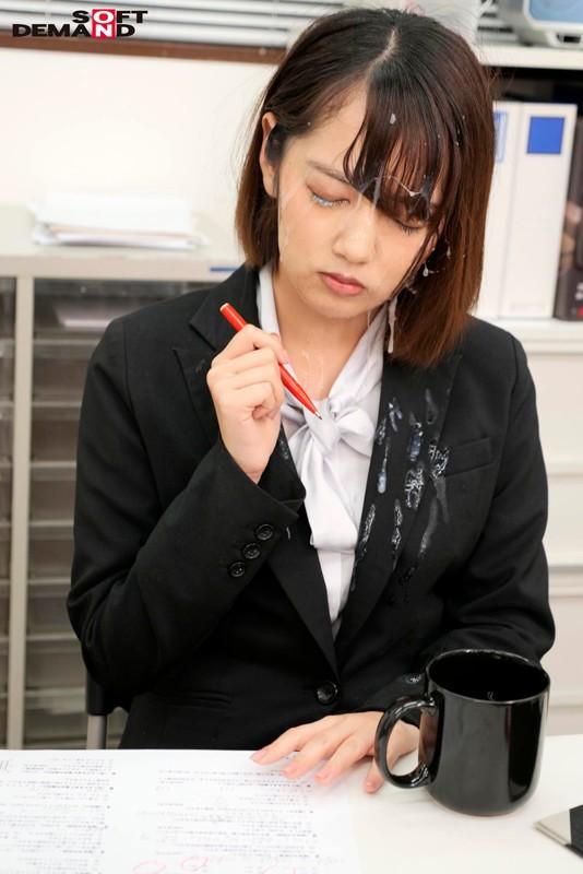 突然、どろっどろ精子が降り注がれる日常 学園生活で「常にぶっかけ」女子○生2