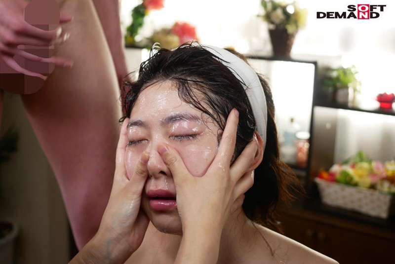 SDDE-599 Studio Migiwa Ota - SHASEIDO Cum, Spit, And Oil Mixture Pouring Beauty Skincare big image 5