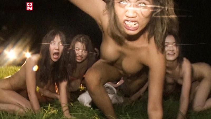 潜入! メス獣ナイトサファリ ―男性器をヴァギナで喰らうケモノに襲われる恐怖パニック映像― 画像14