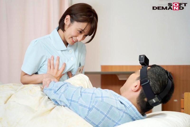 患者の手を離さない密着騎乗位セックス治療 密着取材3日間 性交クリニック 看護師 吉良りん