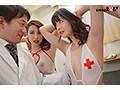 催●・洗脳病院で性奴●化された美人看護師姉妹 愛する妹を救うため潜入した病院で懐柔され絶望の中で犯●れる