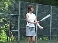 復活!!ガチンコレイプ!! 女子テニスプレイヤーVSレイプ魔 負けたら即、青姦ぶっかけレイプ!!1