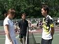 復活!!ガチンコレイプ!! 女子テニスプレイヤーVSレイプ魔 負けたら即、青姦ぶっかけレイプ!!2